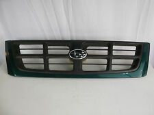 Subaru Forester (97-02) Front Grille in Green - Non Honeycomb (OE# 91065FC100QI)
