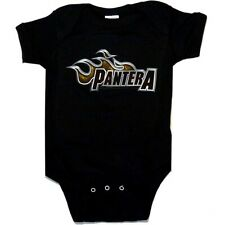 Pantera Lil Dragster Baby Onesie Bodysuit Infant Romper 0-24 Official Band Merch