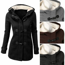 Winter Women Lady Thicken Warm Coat Hood Parka Long Jacket Overcoat Outwear 2017