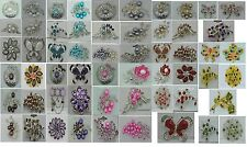 fashion jewelry lot vintage style wedding brooches pin wholesale lot   #5543
