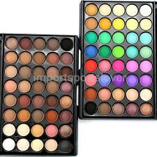 40 Colours Cosmetic Matte Smoky Eyeshadow Set Pearl Shimmer Palette Kit New
