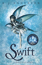 Swift: A dangerous magic, Good Condition Book, J Anderson, R, ISBN 9781408312636
