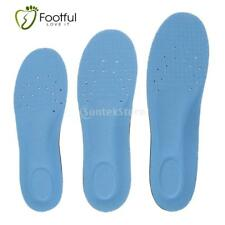 Orthotic Arch Support Shoe Pad Running Gel Insoles Insert Cushion S/M/L
