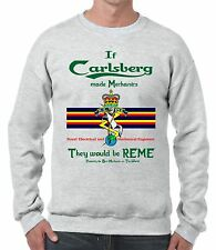 REME  T-Shirt  British Army Royal Electrical and Mechanical Engineers  Tshirt