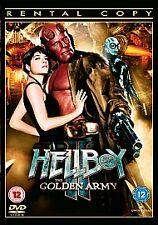 Hellboy 2 - The Golden Army (DVD, 2008) DISC ONLY UK PAL