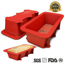 1 piece non stick cake bread mold bakeware Large toast french Bread Pan-soap ...