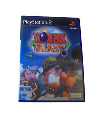 PlayStation2 Worms Blast VideoGames