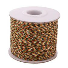 1Pc String Thread Chinese Knotting Hand Craft Multicolor Bracelet Braided