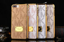 For iPhone 7 Plus Michael Kors Fitted hard Case cover + tags & retail packaging