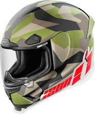 ICON Airframe Pro Deployed Carbon Fiber Motorcycle Helmet (L) FREE SHIPPING