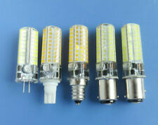 G4/T10/E12/BA15D/BAY15D Bulb 72Led 5730 SMD 6W DC12~24V AC12V White/Warm Crystal