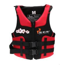 Safety Adult Fishing Life Jacket Buoyancy Aid Surf Kayak Boat Sailing Foam Vest