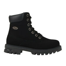 New Lugz GEMPHD-001 Kid's Black Empire HI Wr Hiking Boots