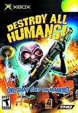 Destroy All Humans (Microsoft Xbox, 2005)