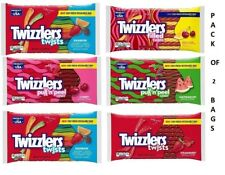 TWIZZLERS 10oz-14oz Bags American Flavored Candy PACK OF 3 BAGS! EASY SHIPPING