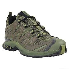 Salomon XA Pro 3D Ultra 2 GTX Mens US 12.5, Military Camouflage-Gore-Tex, 369052