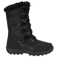 New Lugz WTALUHQT-001 Women's Black Tallulah HI Wr Cold Weather Boots