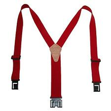New Perry Suspenders Men's Elastic Hook End Suspenders