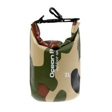 2L-30L Waterproof Dry Bag Outdoor Sport Swimming Rafting Kayaking Sailing