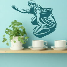 ROLLER BLADER BLADES wall sticker transfer graphic vinyl large decal sp27
