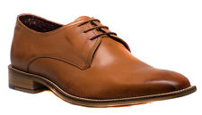 London Brogues Erwin Derby Men's Leather Tan Shoes