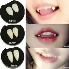 Bloodcurdling Vampire Werewolves Fangs Fake Dentures Teeth Costume Halloween ff