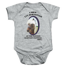 "Parks & Recreation ""Lil Sebastian"" Infant One Piece - Small - XL"