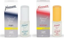 Pheromone Natural Hot Male & Female Sex Spray Extra Strong Magic Atraction   10m