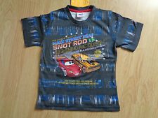 BOYS CARS LIGHTNING MCQUEEN T-SHIRT AGE 3-6 YEARS NEW UK SELLER