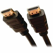 Premium Gold HDMI Cable v1.4 High Speed 1m-10m Video HDTV HD 1080p 3D PS3 36450