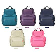 MultiFunction Pretty Baby Diaper Nappy Bag Mummy Pregnant Large Bag Backpack