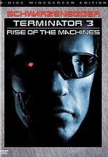 NEW TERMINATOR 3: RISE OF THE MACHINES DVD WIDESCREEN 2-DISC EDITION