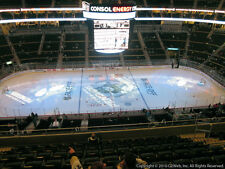 4 Dead Center Tickets Home Game #1 Pittsburgh Penguins Round #1