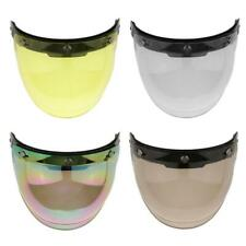 PC Helmet Visor for Harley Open Face Flip Up Anti-fog Anti-UV for Harley