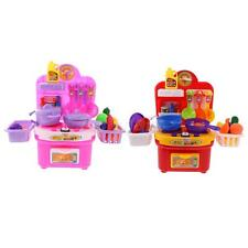 Kids Pans Kitchen Cookware Set for Children Play House Toys Simulation Toys