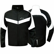 Winter Cycling Jacket Full Sleeves Thermal Cycle Top Windproof Jacket / Jersey