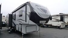 2017 keystone avalanche 330 gr rear kitchen office fifth wheel rv camper