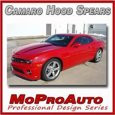 2013 HOOD SPIKES Camaro Decals Stripes Graphic LT Spikes * Premium 3M Vinyl 114