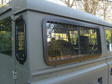 LAND ROVER 90/110 SIDE SLIDING WINDOW GRILLS (PAIR)