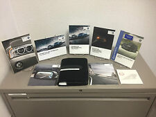 "2015 BMW X5M & X6M Owner's Manual Set with ""M"" Case--Genuine OEM--Free Shipping!"