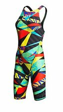 TYR Avictor Girls Womens Performance Swimsuits.Womens Race Suits. FINA Approved