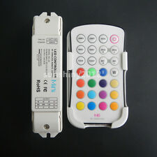 RF Wireless LED Remote Controller for 5050 3528 RGB led Strip Light LTECH M6-3A