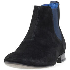 Ted Baker Hourb 2 Mens Chelsea Boots Black New Shoes