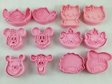 Mixed Fondant Cake Plunger Cutter Cookie Sugarcraft Gum Paste Biscuit Mold Mould