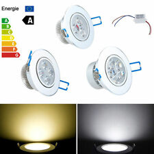 Dimmable 9W 12W 15W LED Ceiling Downlight Recessed Cabinet Lamp Cob Light