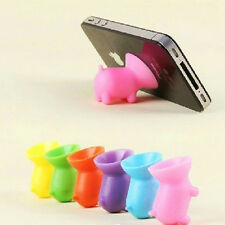 Pig Plunger Lazy Smartphone Tablet Holder  Iphone Samsung Huawei HTC