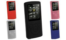 Silicone Skin Case Cover for Sony NWZ- E383 E384 E385 Video Audio MP3 Player