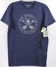 NWT Lucky Brand Fender The Spirit Of Rock-N-Roll T-Shirt Tee Electric Guitar Amp