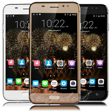 "Touch Unlocked 5"" Android 5.1 Mobile Smart Phone Quad Core Dual SIM WiFi GPS 3G"