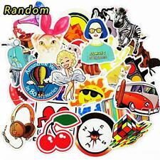 1Set Travel Case Stickers Guitar pack decal sticker Random Vinyl Skateboard FW